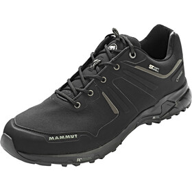 Mammut Ultimate Pro Low GTX Sko Herrer, black-black